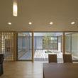 名古屋設計事務所 中庭