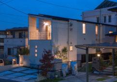 緑区の二世帯住宅