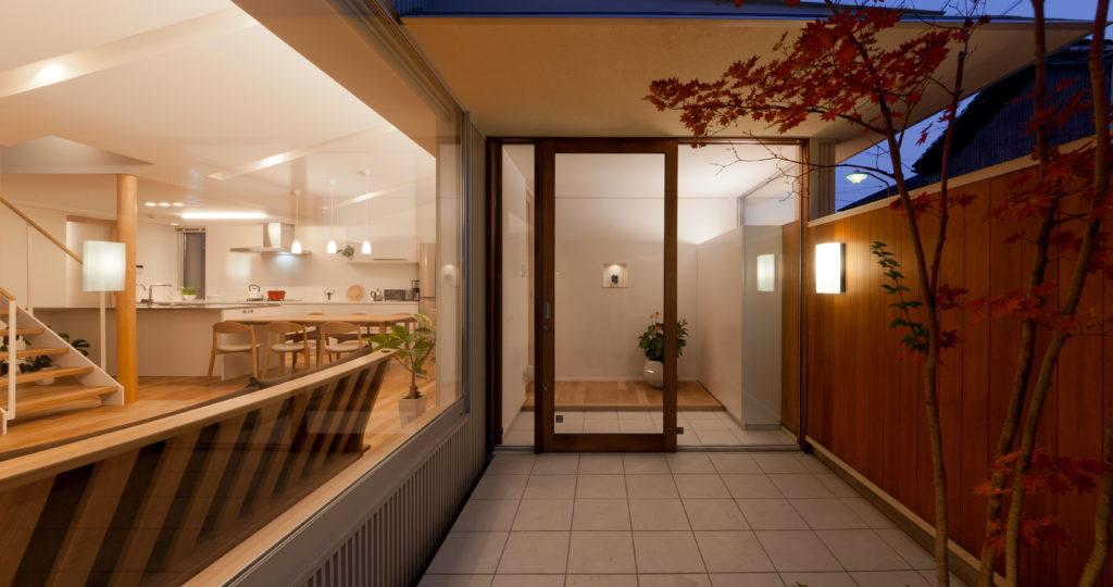 吉良町のコートハウス