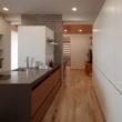 蔵のある家・リノベーション キッチン
