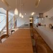 吉良町のコートハウス ダイニングキッチン