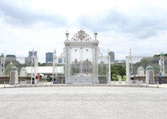 東京迎賓館の建築