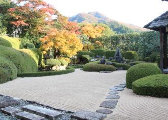 備中頼久寺 小堀遠州の庭園