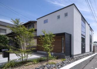 「土間のある家」竣工写真ができあがりました