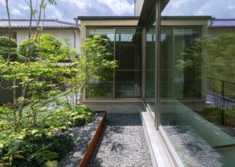コートを生かした豊かな生活空間 その2  「八事のコートハウス」の場合2