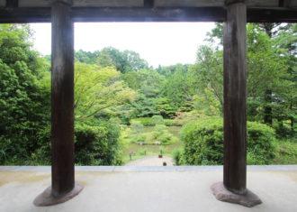 柳生の里 円成寺を訪ねる