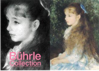 ビュールレ・コレクションのルノアール