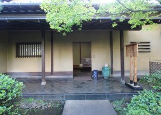 吉田五十八 成城学園駅に近い猪俣邸の見学