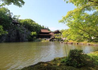 多治見 新緑の永保寺