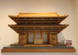 東大寺南大門の構造から学ぶ