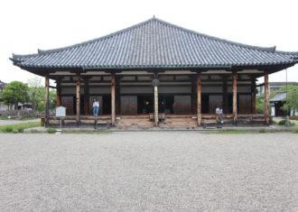奈良 元興寺極楽坊のお話
