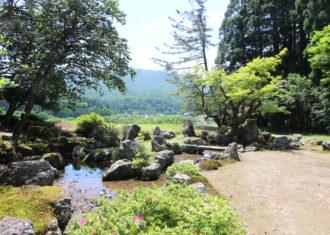 末期の足利将軍家と近江以北の庭の遺構