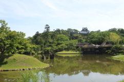 彦根城 玄宮園庭園