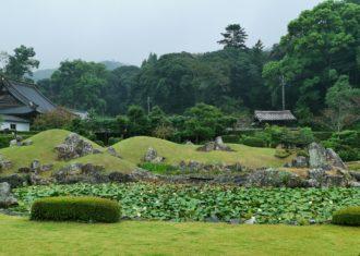 奥浜名湖の庭園をめぐる 重森庭園塾 摩訶耶寺