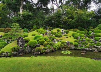 奥浜名湖 龍潭寺庭園