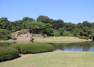 東京 六義園 江戸期柳沢吉保の庭園