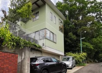 大森八龍の家 20年目の改修3