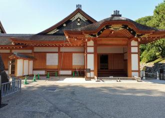 名古屋城本丸御殿 玄関の意匠