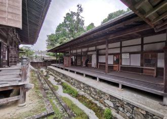 西教寺 客殿