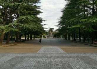 鶴舞公園の公園計画を読む