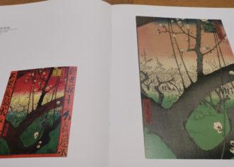 名所江戸百景の構図はヨーロッパに大きな影響を与えた