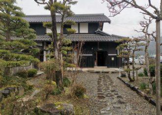長浜 赤田氏草野谷館の建築
