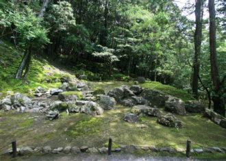西芳寺 もう一つの世界 修行の場