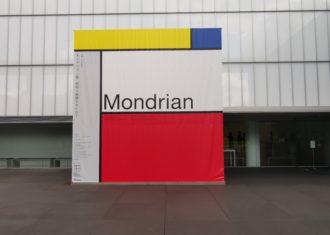モンドリアン展 豊田市美術館
